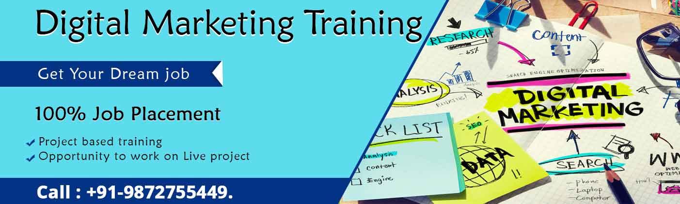 Best Digital Marketing Training in Chandigarh and Mohali